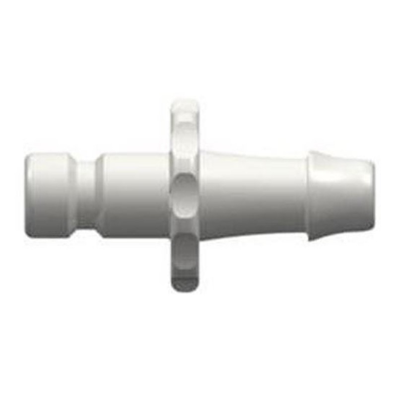 Plastic Male Bayonet Connector for HP / Siemens Monitors
