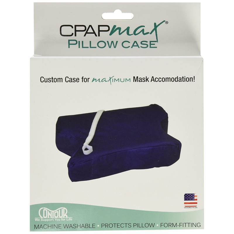 CPAPMax Pillow 2.0 Case Navy