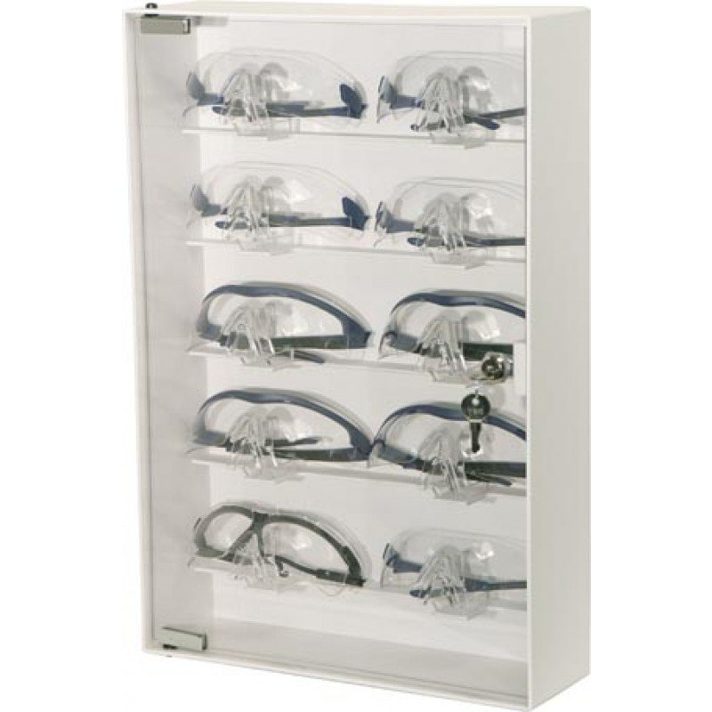 Eyewear Cabinet - Locking