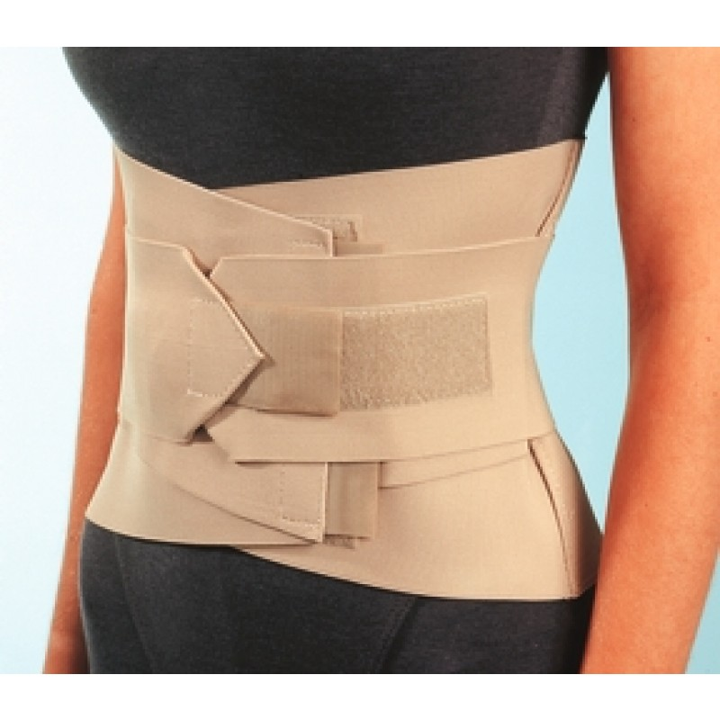 Sacro-Lumbar Support with Compression Straps, X-Small