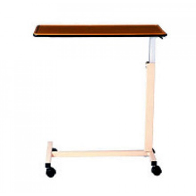 "Overbed Economy Tables, 1/4"" Built-in Lip"