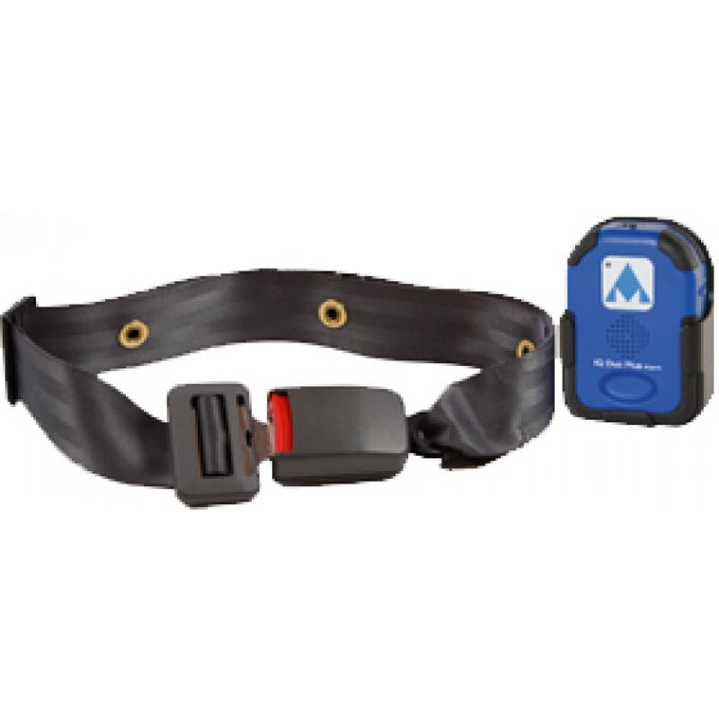 Buckled Seatbelt with TR2 Alarm