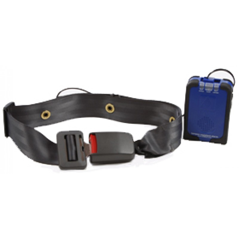 Buckled Seatbelt with Alarm