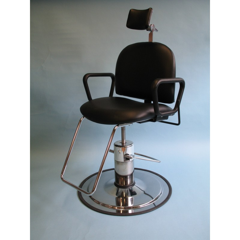 Treatment Chair With Reclining Back & Hydraulic Lift
