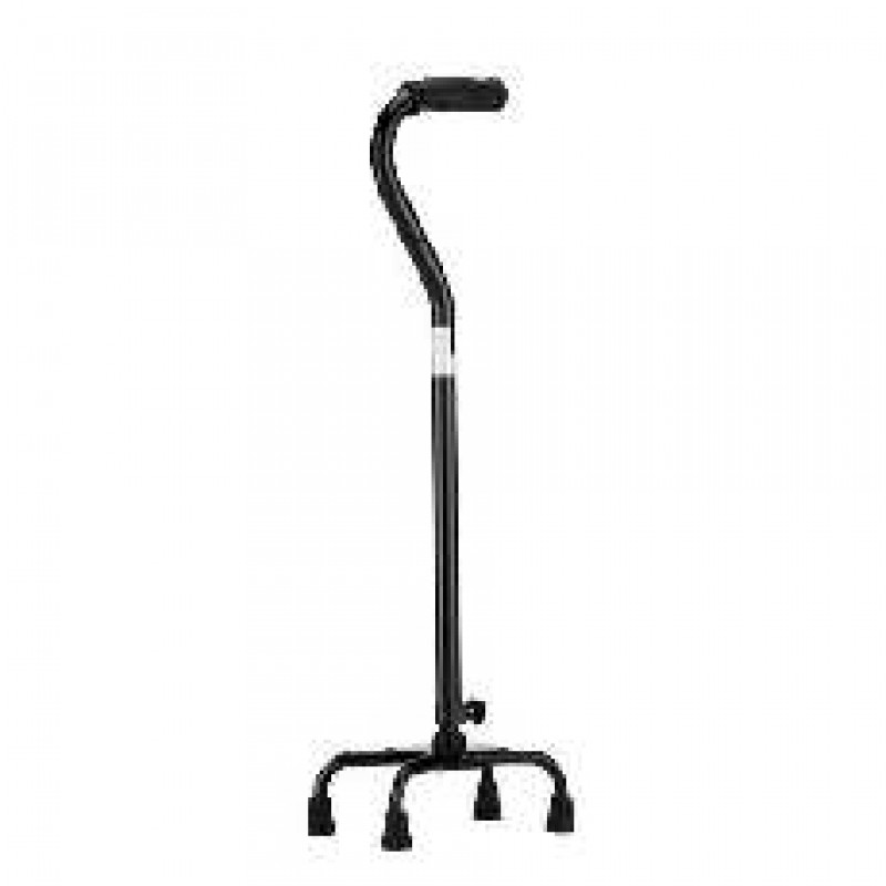 Bariatric Quad Canes with Small Base