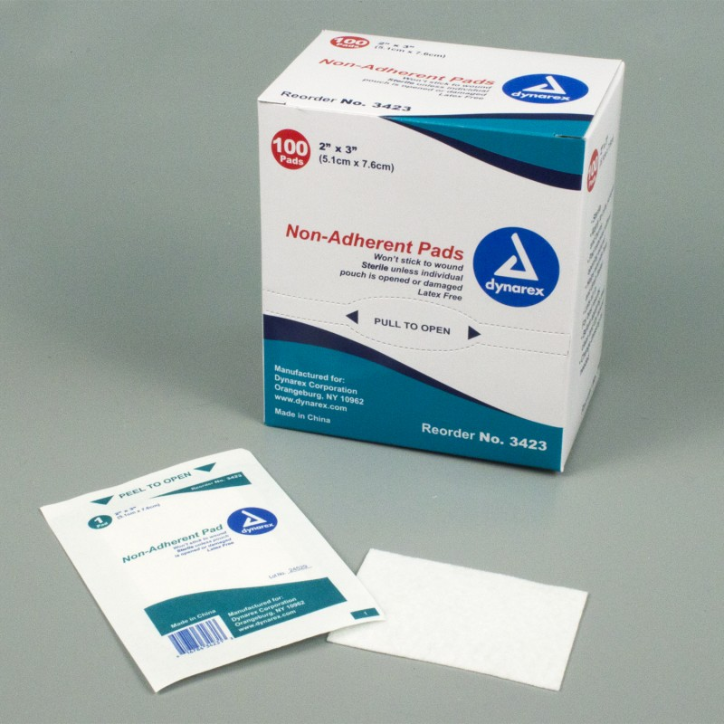 Non Adherent Pads Sterile