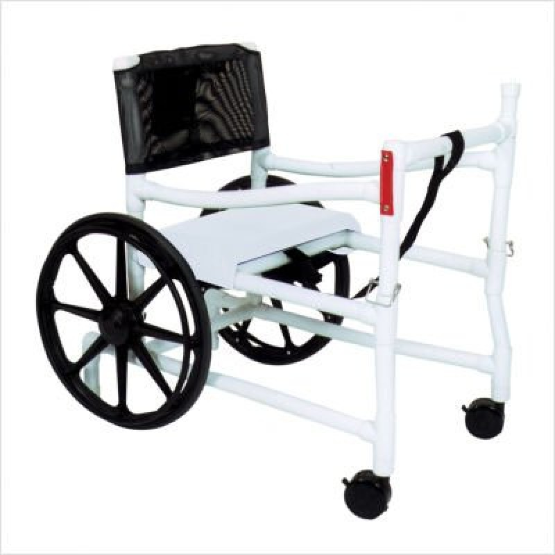 "Combination Walker/Transfer Chair, 44""L x 42""H"