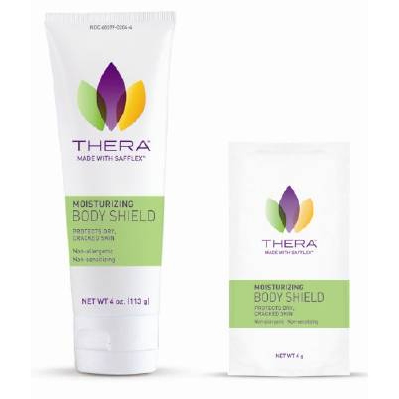 Thera Moisturizing Body Shield 4 Grams Packet