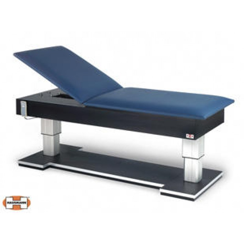 Bariatric Hi Lo Treatment Table with Power Backrest