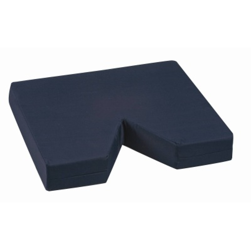 "DMI Coccyx Seat Cushion Without Insert 16""x 18""x 3"" Navy"