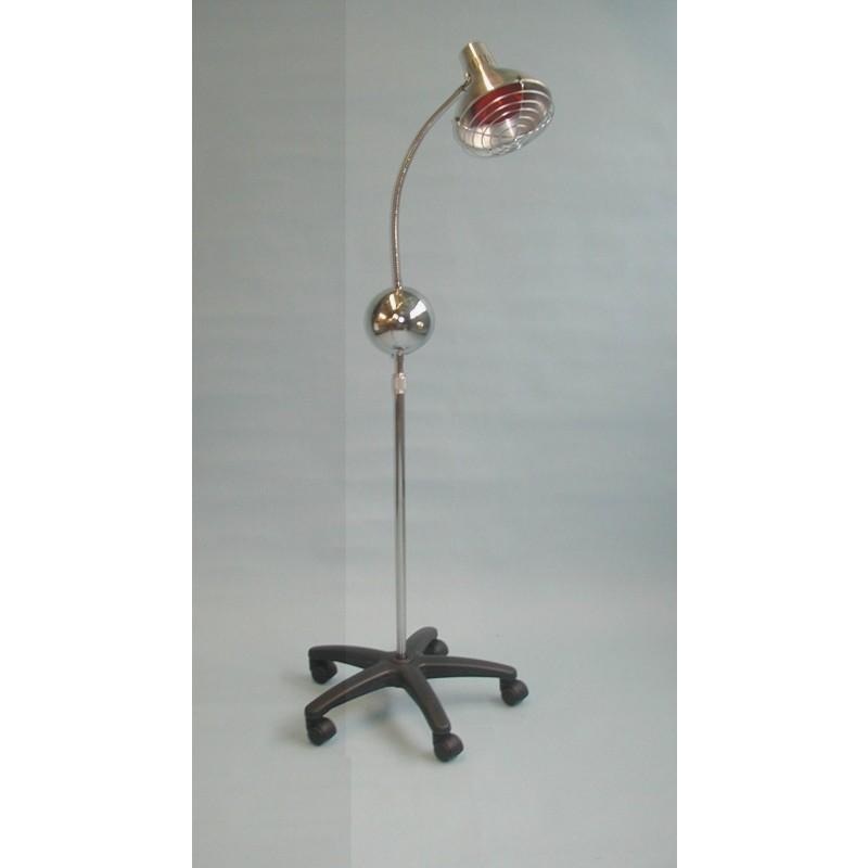 Variable Mobile Infra-Red Lamp