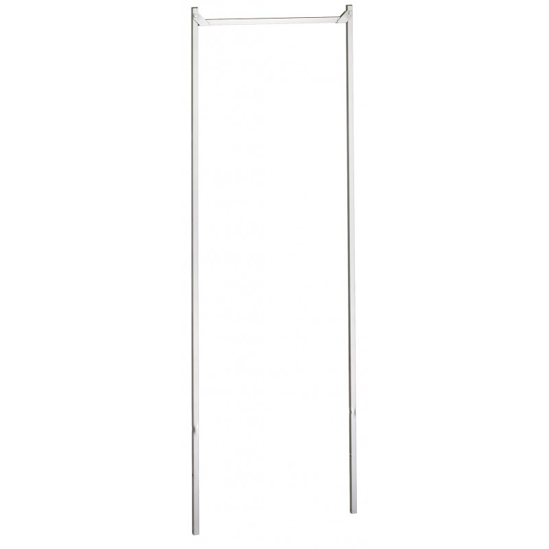 "Double Pole Rack for 300 series Cart, 75""H"