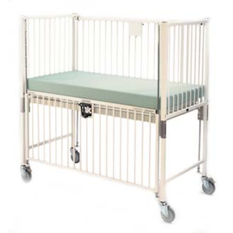 Under Crib Storage With O2 tank cutouts for Youth Cribs