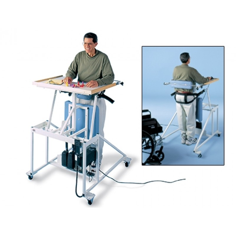 Hi Lo Econo Line Stand In Table with Electric Patient Lift