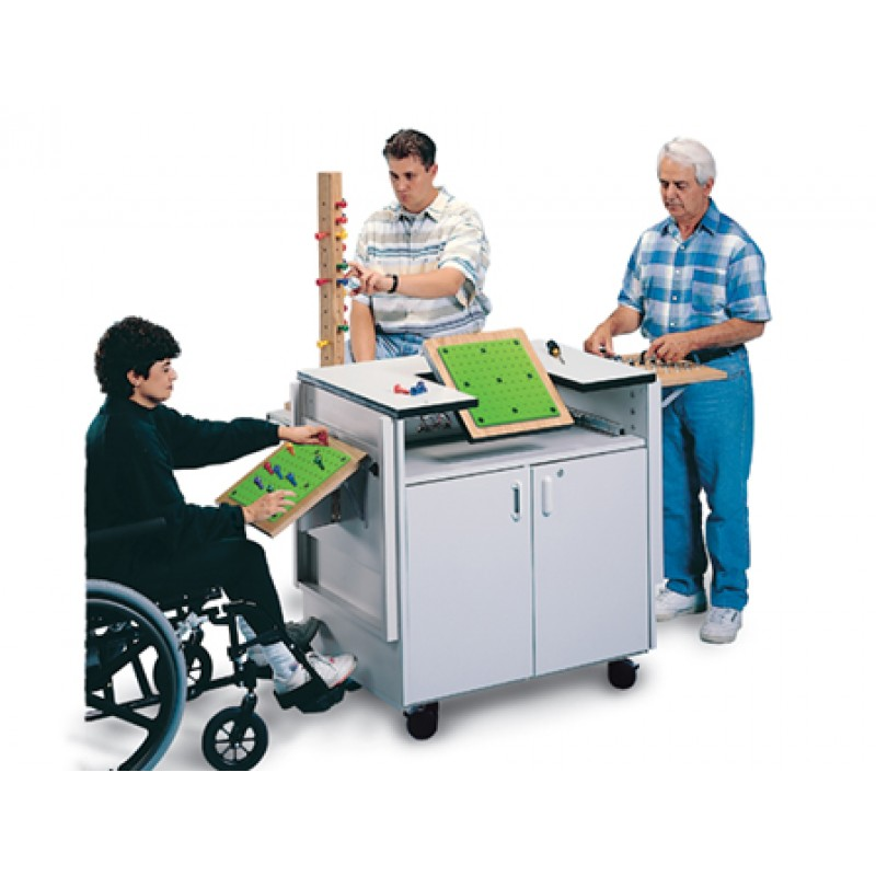 Therapy System on Wheels
