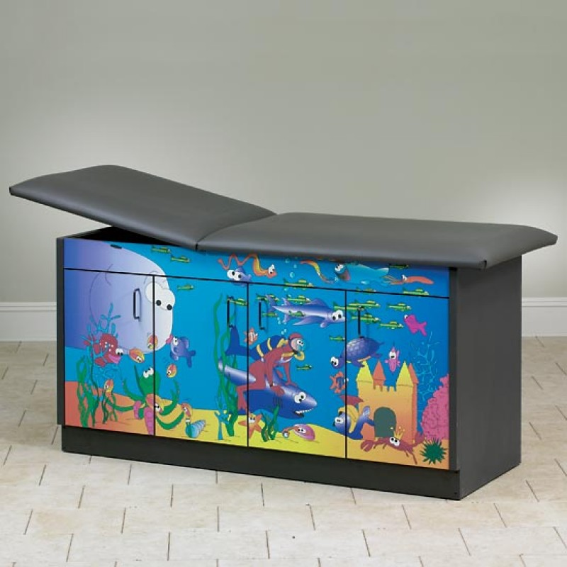"""Ocean Commotion"" Treatment Table"