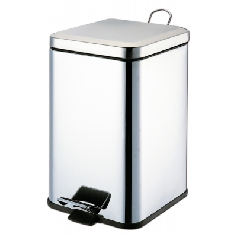 Waste Receptacle 21 QT Stainless Steel