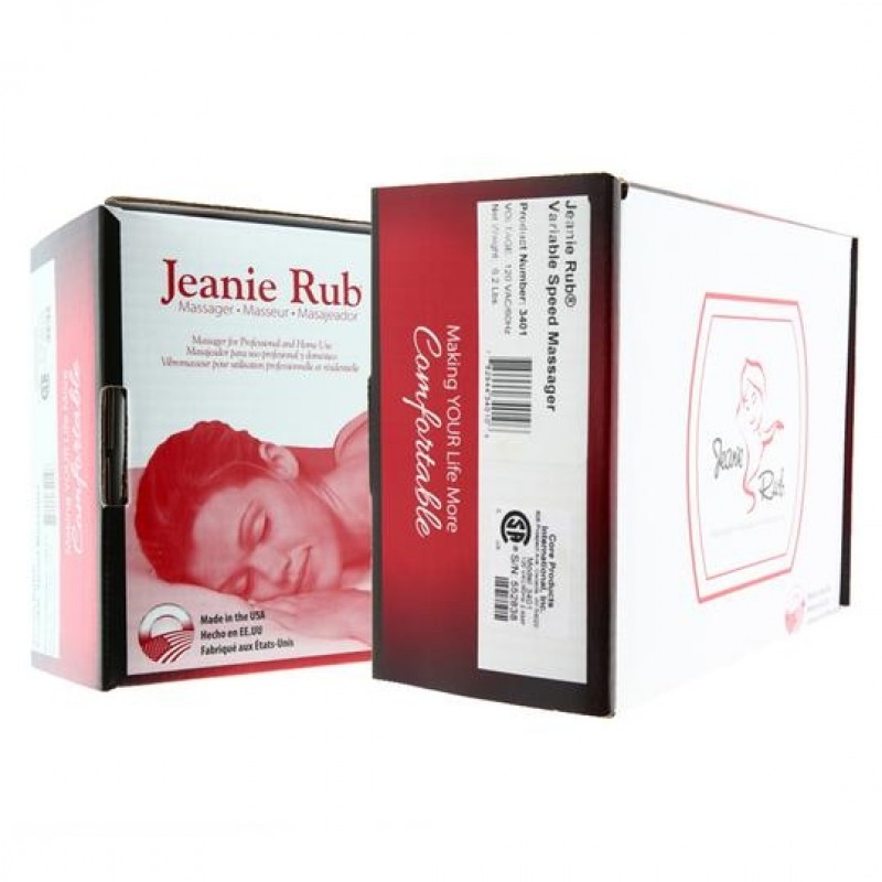 Jeanie Rub Hand Held Electric Massager