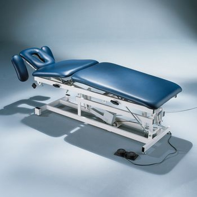 Performa 500 and 550 Five-Section High/Low Treatment Tables