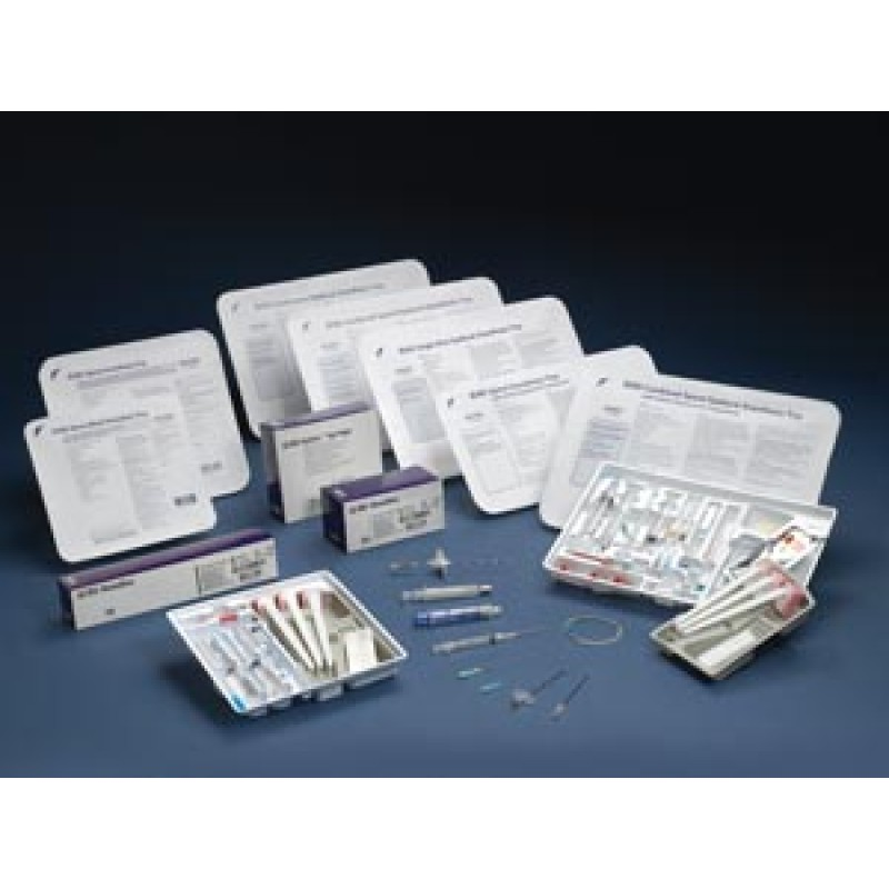 Spinal Tray Contains: 26G x 3