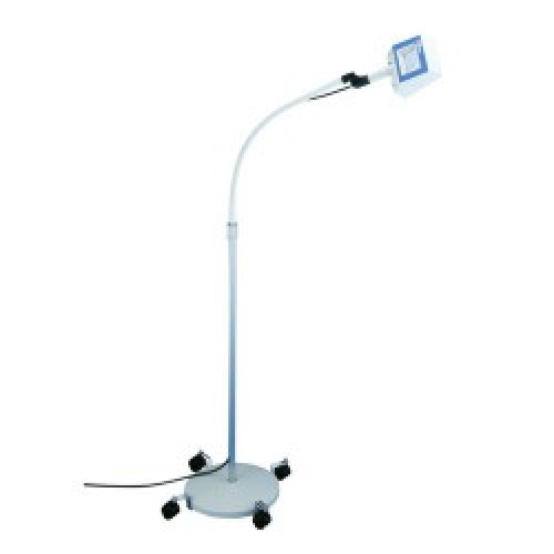 Diagnostic Light, Floor Model with Casters