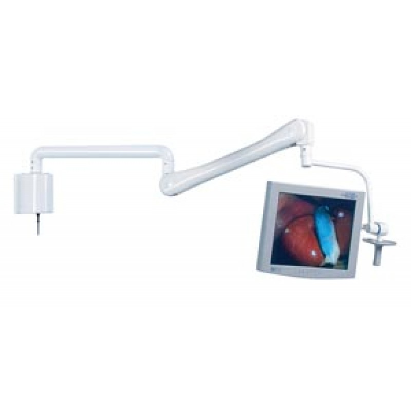 Surgery Light, Monitor Arm