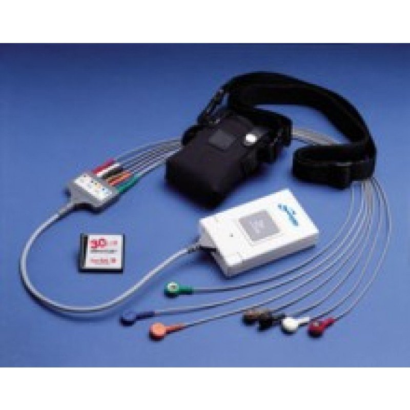 Holter Card Operating Instructions