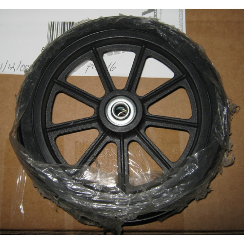 Front Rear Wheel Assembly for 11043 Rollators