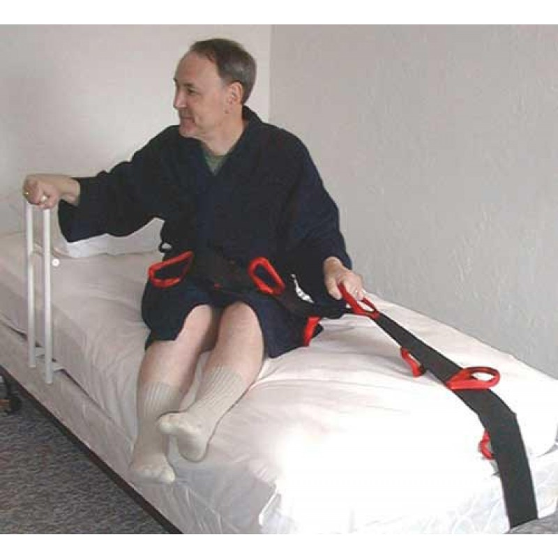 """SafetySure Bed Pull Up 64"""" L x 4"""" W"""
