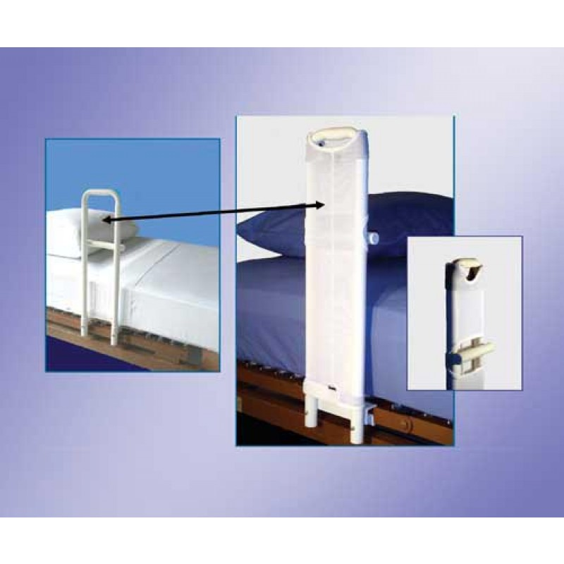 SafetySure Safeguard Cover for MTS Hospital Style Bed Rails