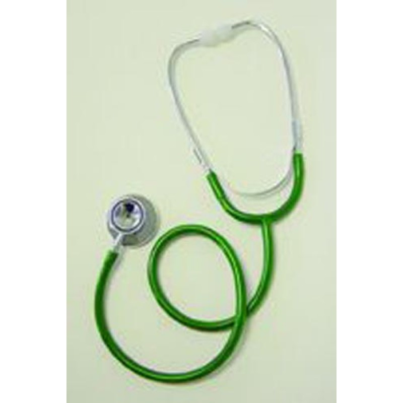 Dual Head Red Stethoscope 22