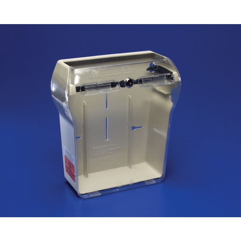 Accessories: Cart for 7 & 10 Gal Sharps Container, 4 Casters, 1/cs