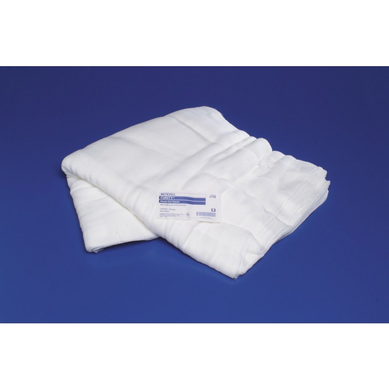 "Ready-Cut Gauze, 18"" x 18"", Non-Sterile, 400 sheets/bg, 10 bg/cs"