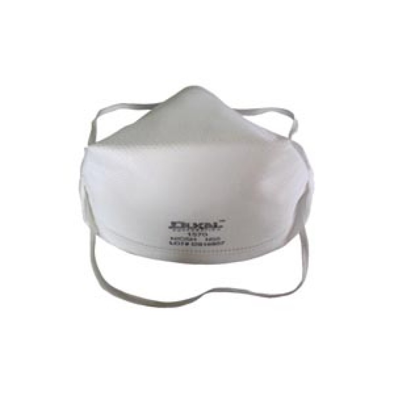N95 Masks Masks White Folded Folded