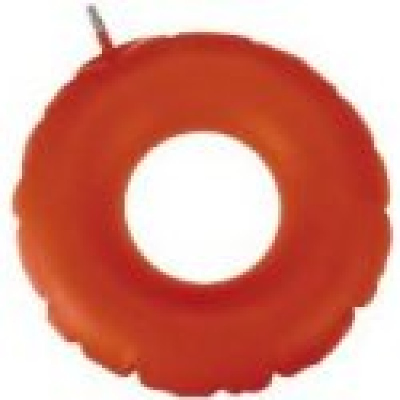 Inflatable Rubber Invalid Rings, 18""
