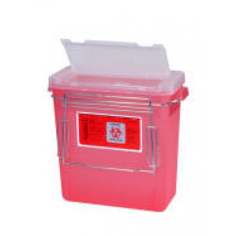 3 Gallon Waste Container and Bracket