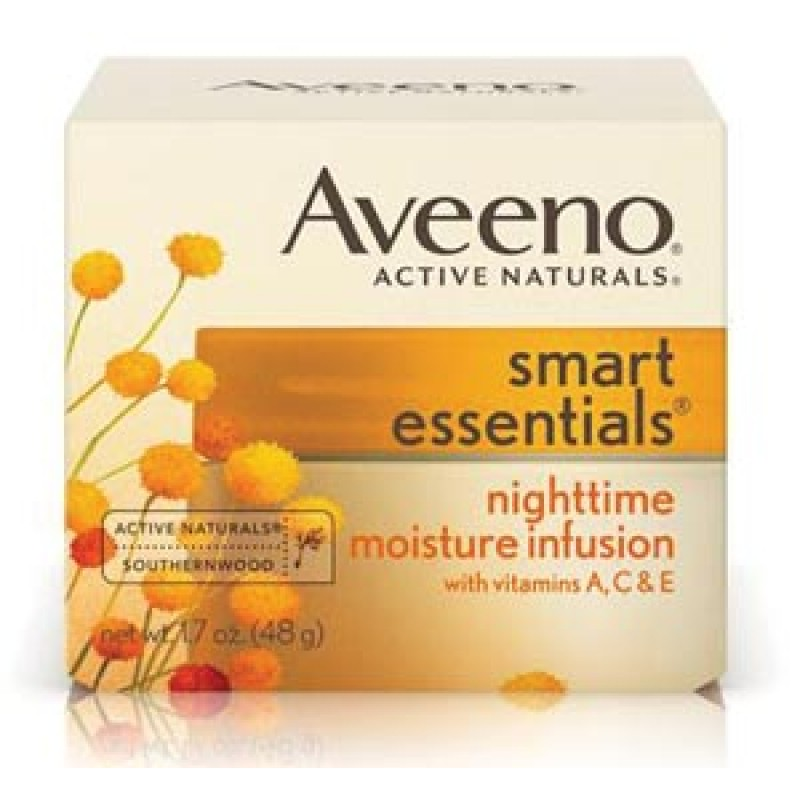 Smart Essentials™ Nighttime Moisture Infusion