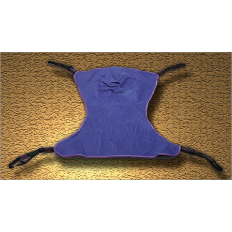 Patient Full Body Sling Mesh Commode Large