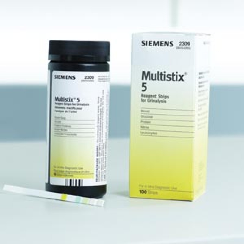 MULTISTIX® 5 Reagent Strips CLIA Waived