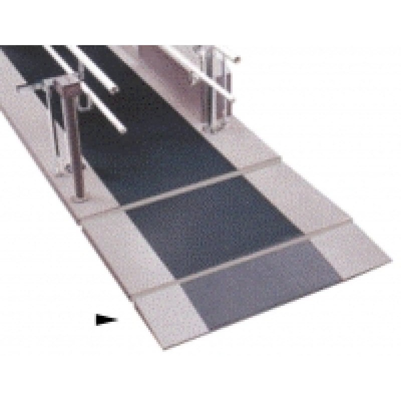 1' Tapered Platform Extension