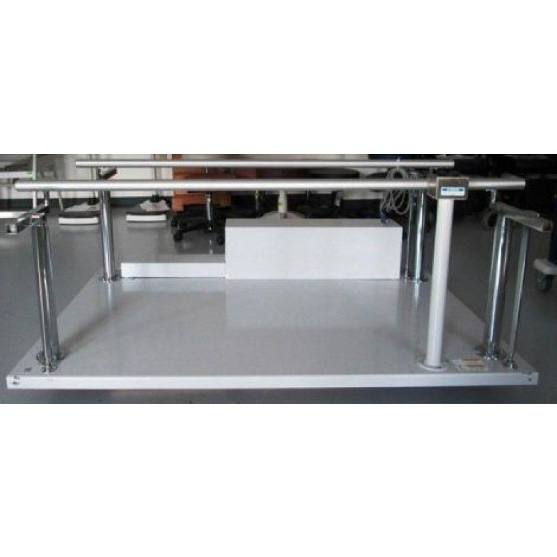 6' Motorized Height and Width Adjustable Parallel Bar