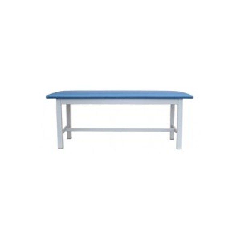 """Fixed Height Treatment Table with H Brace 27"""" x 78"""""""