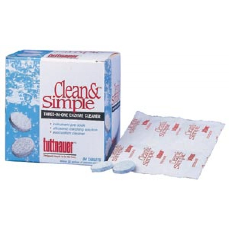 Ultrasonic Cleaning Tablets