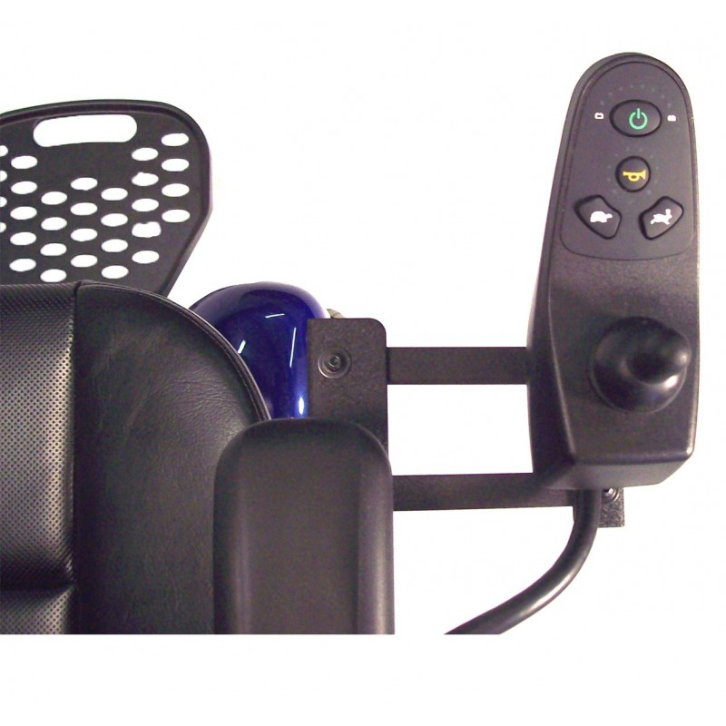 Swingaway Controller Arm for Power Wheelchairs