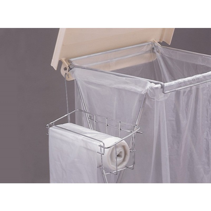 Accessory Basket for X-Frame Wire Hamper