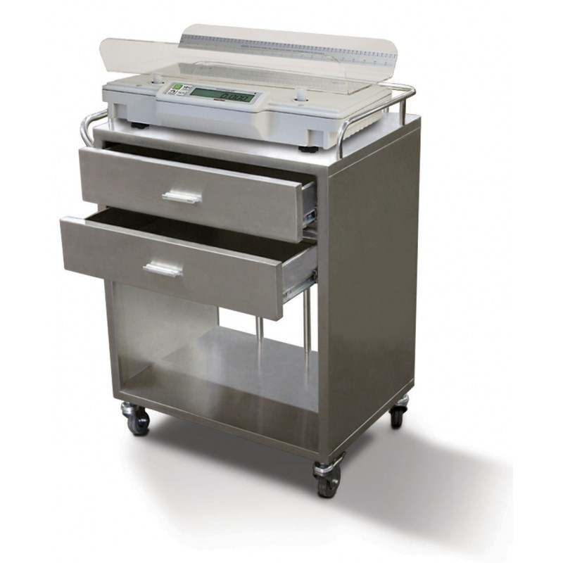 Neonatal Medical Tray Only for Scale 610-10-2
