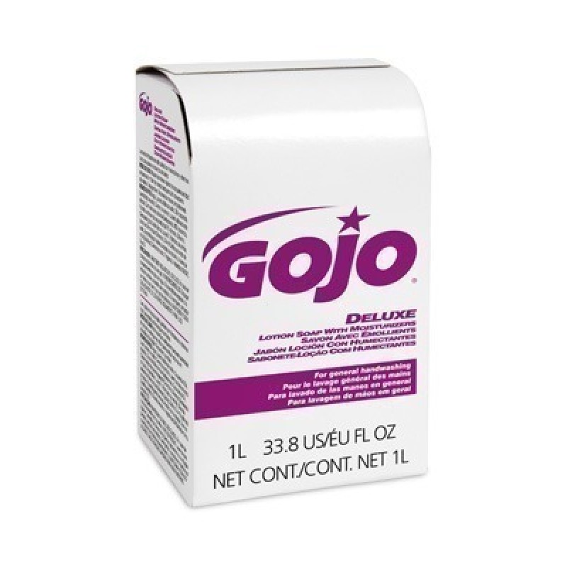 GOJO Deluxe Lotion Soap with Moisturizers 1000 Ml Refill