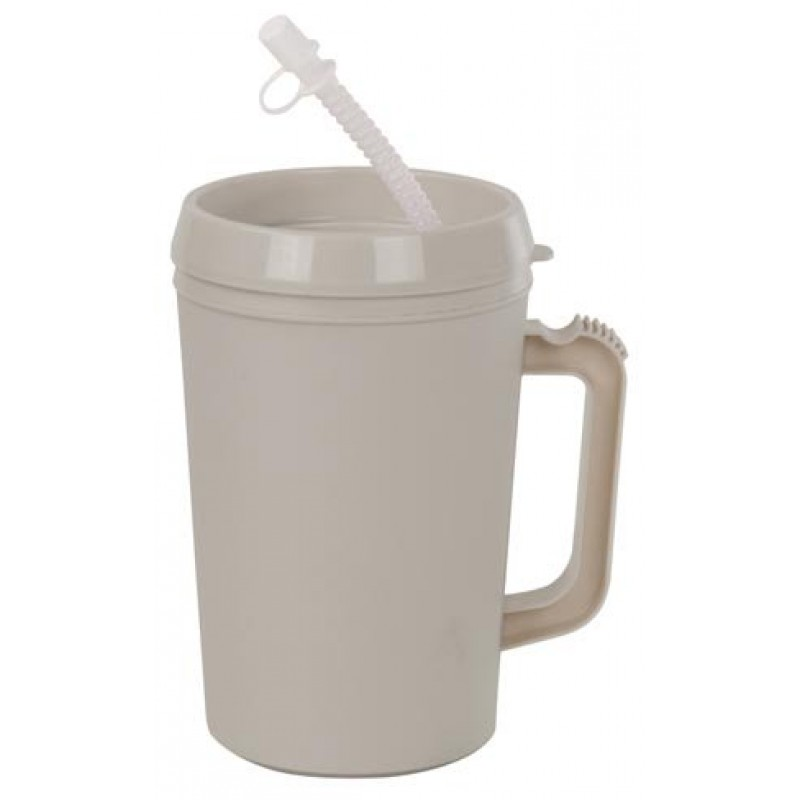 Gmax Industries Insulated Mugs And Lids With Straw Gp55204
