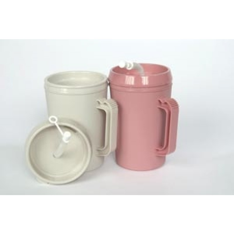 Insulated Mugs with Straw