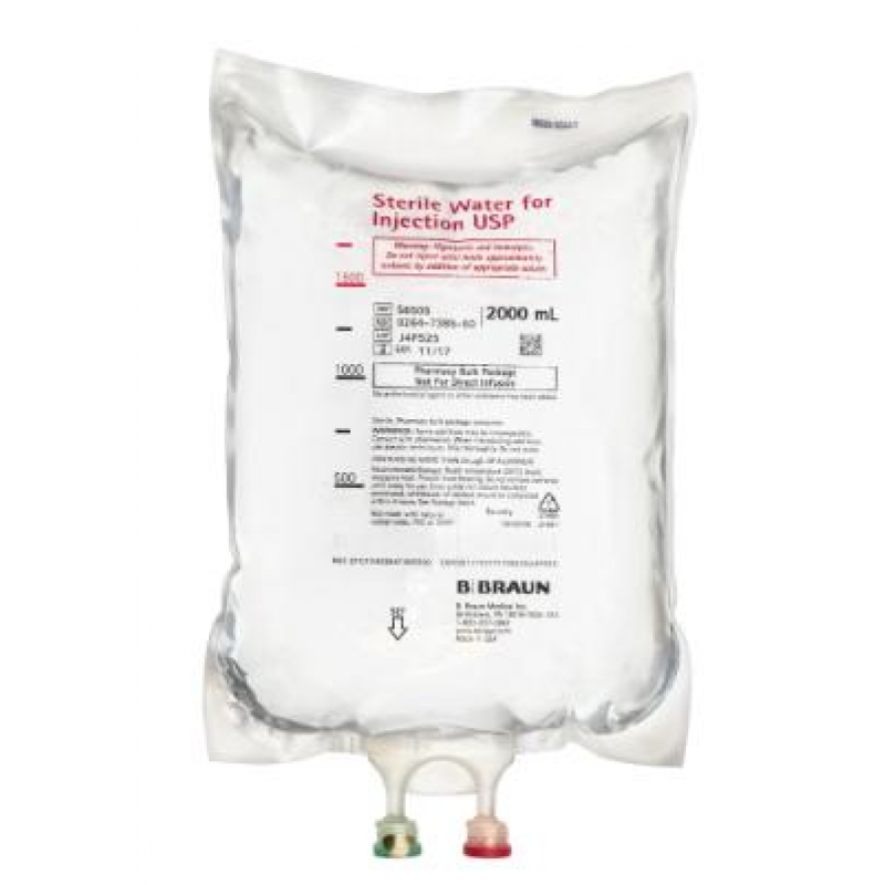 Sterile Water for Injection USP
